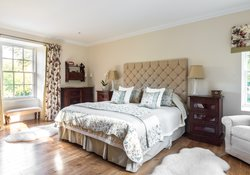 The Mill House Bedroom