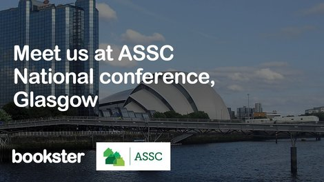 Association for Self Caterers Scotland Conference - Invitation to the ASSC National Conference with Bookster (© Bookster)