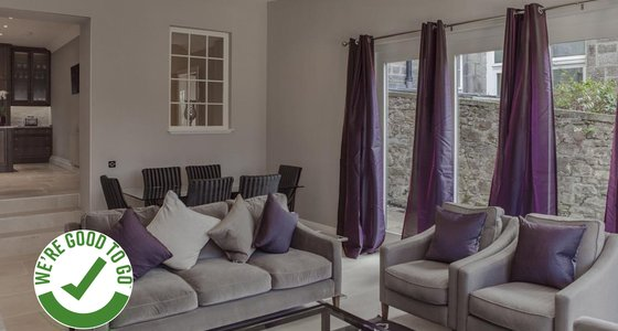 Edinburgh Self Catering entire luxury apartment - City centre