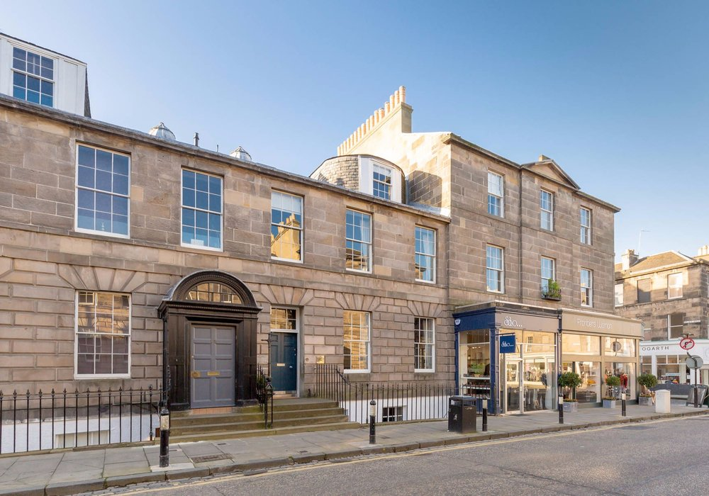 Photo of Magnificent Stafford Street Townhouse, West End, Edinburgh
