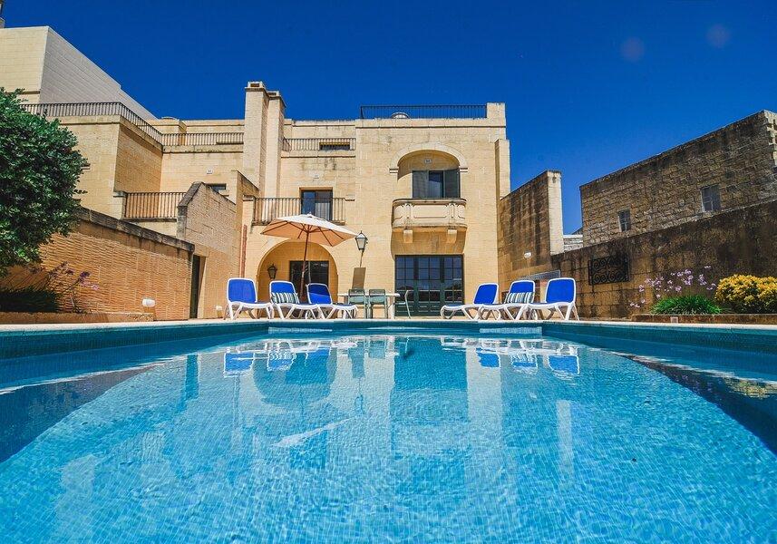 1. Pool area