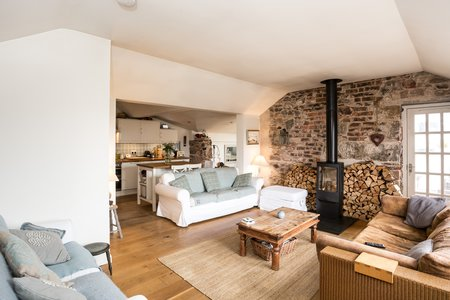 Sands Cottage, beautiful 3 bedroom holiday cottage - Pet friendly holiday cottage in North Berwick (© Coast Properties)