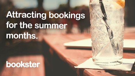 Attract summer bookings and increase revenue with images of summer scenes - Increase summer revenue by attracting profitable guests to your holiday lettings with seasonal activities in the garden.