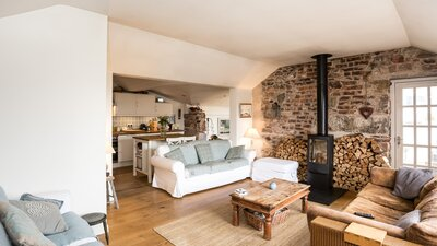 Sand Cottage, beautiful 3 bedroom holiday cottage - Pet friendly holiday cottage in North Berwick (© Coast Properties)