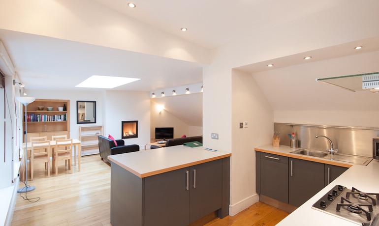 Thistle Street Lane Apartment-8