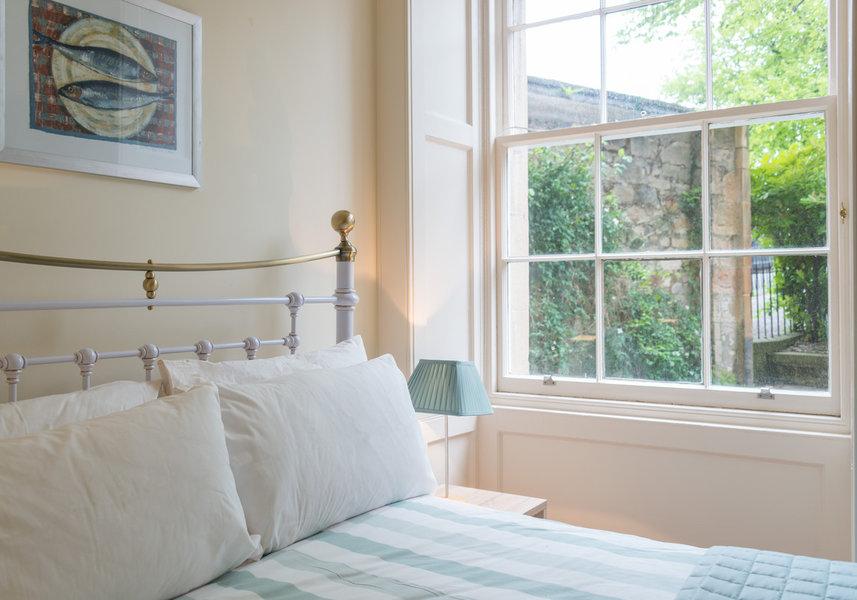 Drumsheugh Gardens Apartment Bedroom