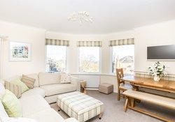 Westgate apartment North Berwick