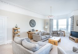 Forth View , self catering in North Berwick