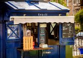 Local Area - Coffee Stand