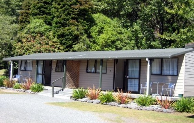 Picture of Motutere Bay Holiday Park, Taupo