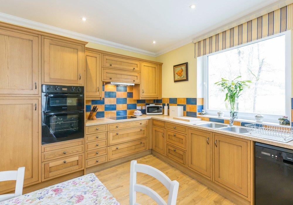 The garden cottage inverness highland scotland for Luxury kitchens scotland