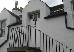 Lodge Cottage first floor  self catering cottage, Gullane