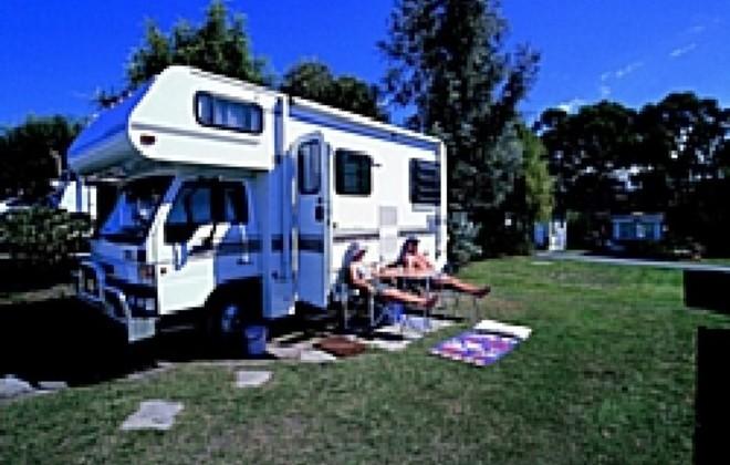 Abel Tasman Caravan Park, East Devonport, North West | Caravan