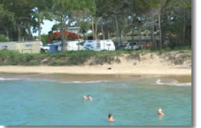 Torquay Beachfront Tourist Park, Torquay, Fraser Coast / Sth