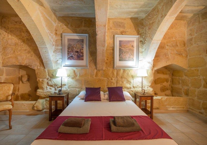 Bedroom in one of your Gozo villas