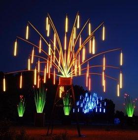 botanics christmas lights