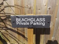 Beachglass Allocated Parking Space