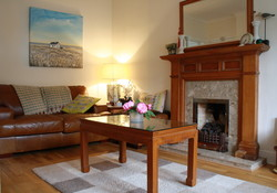 Gullane Holiday flat