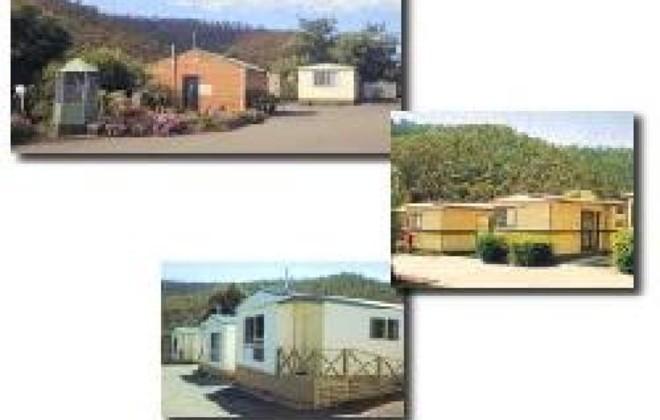 Cosy Cabins  Hoburt Mornington  Cabin Only Park  Hobart