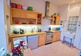 Balmoral view kitchen