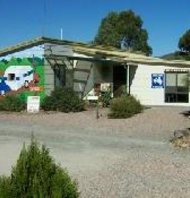 Picture of Flinders Ranges Caravan Park, Flinders Ranges and Outback