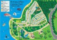 Howqua Valley Caravan Park & Cottages Map