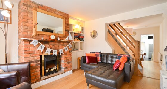 Cosy Lounge - Cowes - Wight Holiday Lettings - Cosy Lounge