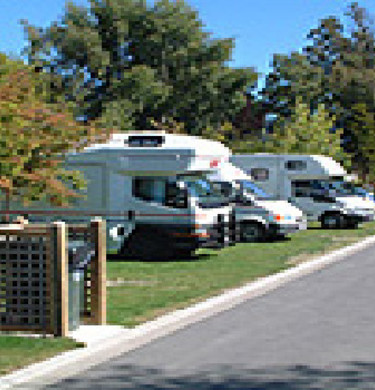 Picture of Te Anau Mountain View Top 10 Holiday Park, Southland