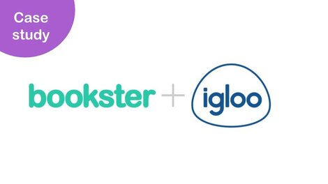 Case Study: Bookster and igloo - A case study of igloo as they joined Bookster to create their website and support the management of their holiday rentals in the Highlands.