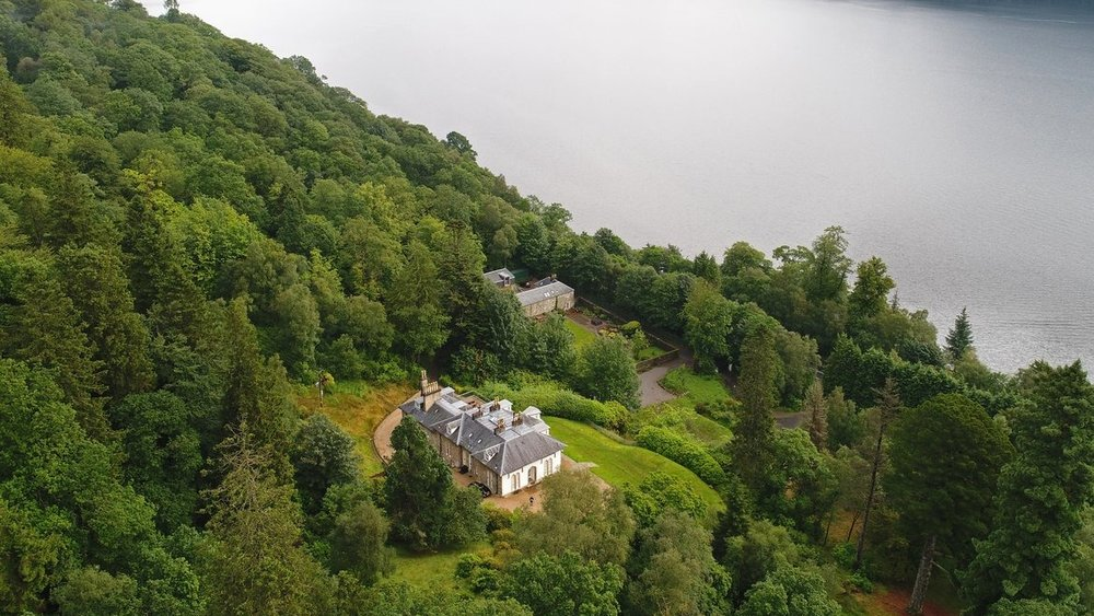 Scottish cottages and retreats