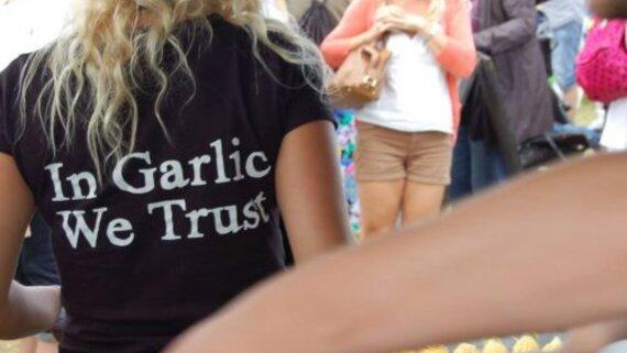 """""""Garlic Festival"""""""
