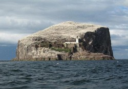 The Iconic Bass Rock