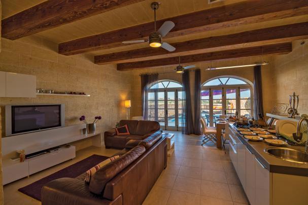 """Gozo Villa Lounge"""