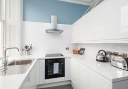 St Giles Edinburgh Self Catering Ltd kitchen