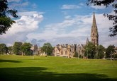 Local Area - Bruntsfield Links