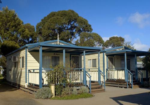 San remo caravan park san remo south gippsland caravan for Beach house builders gippsland