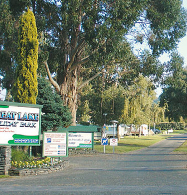 Picture of Great Lake Holiday Park, Taupo