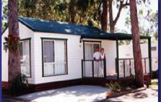 Tall Timbers Caravan Park, Shoalhaven Heads, The