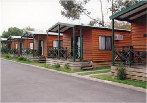 Riverglen Holiday Park Geelong Bellarine Caravan