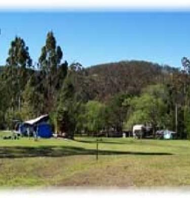 Picture of Queen Mary Falls Caravan Park, Toowoomba / Golden West