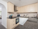 Marchfield Park 4 - Modern family kitchen in Edinburgh holiday let