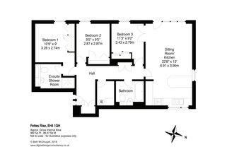 Fettes Rise floor plan