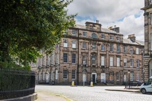 Street view of Great King Street in Edinburgh