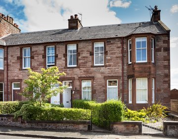 Charming 4 bedroom apartment in Gullane