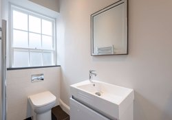 Stafford Street Apartment Ensuite Shower Room
