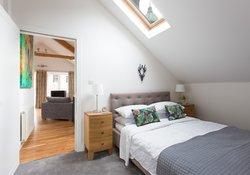 First Floor Bright Double Bedroom