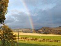 0 Garden rainbow