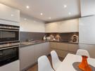OceanDrive-9 - Sleek, modern family kitchen in Edinburgh holiday let