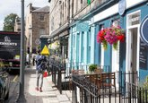 36.Local Area - West End - William Street Shops, Pubs and Eateries