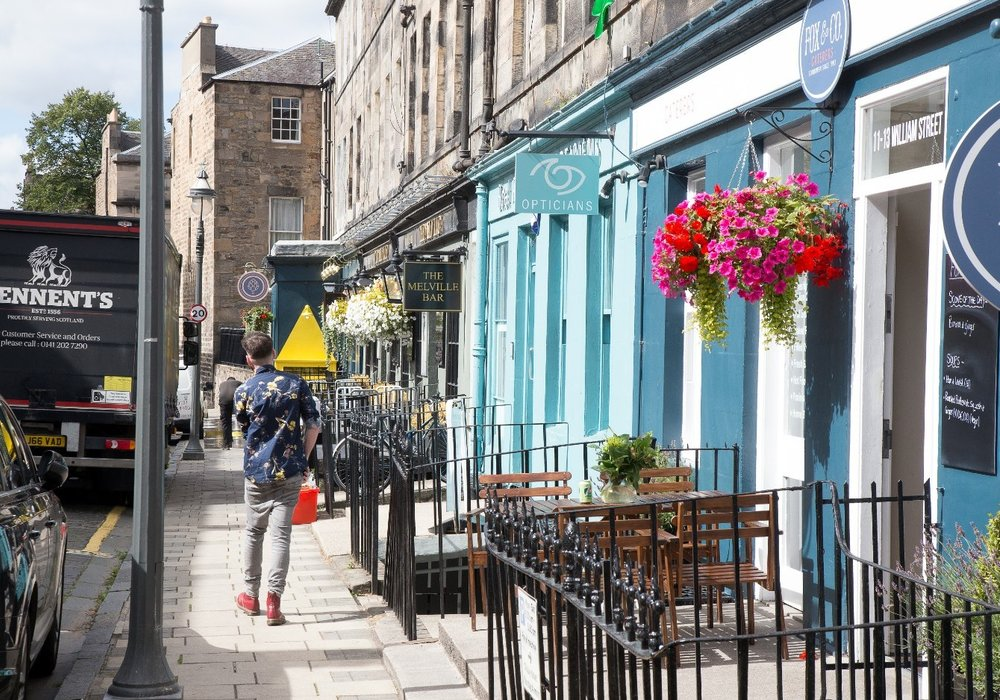 Photo of The Edinburgh Mews @ The West End